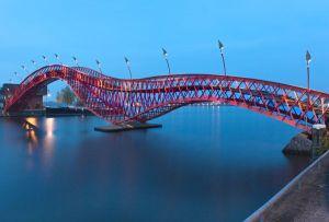 Python Bridge Amsterdam